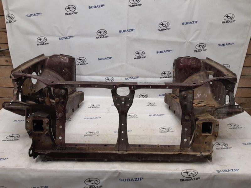 Передняя часть кузова Subaru Outback BE EJ251 1999 передняя
