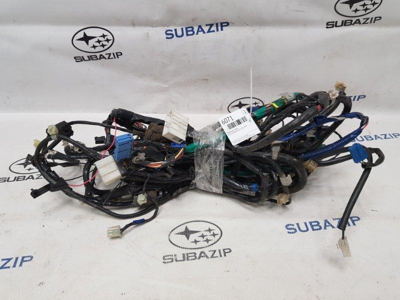 Проводка салона Subaru Outback BE EJ251 1999