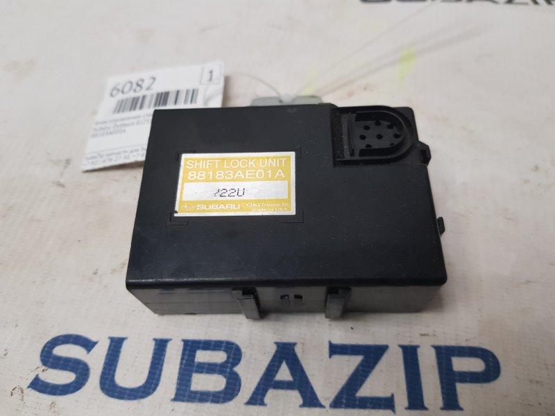 Блок управления стеклоподъёмниками Subaru Outback BE EJ251 1999