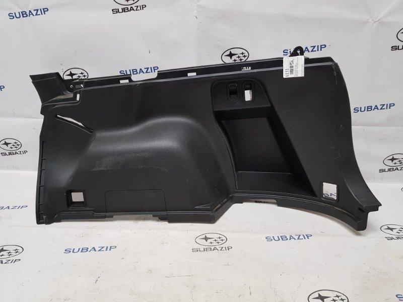 Обшивка багажника Subaru Forester S12 2008 правая
