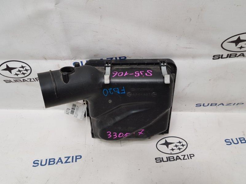 Корпус воздушного фильтра Subaru Forester S12 2008 задний