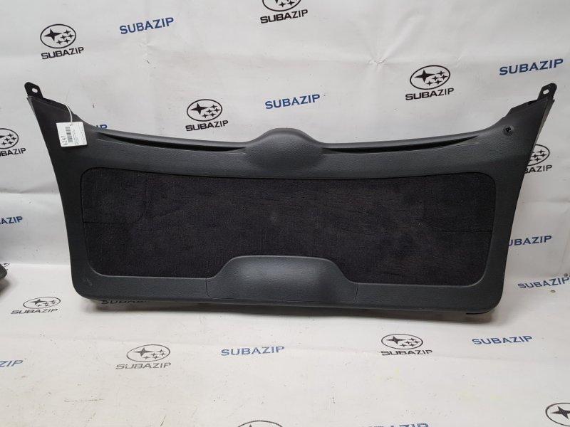 Обшивка двери багажника Subaru Legacy B13 2003