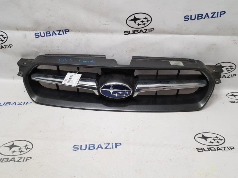 Решетка радиатора Subaru Legacy B13 2003