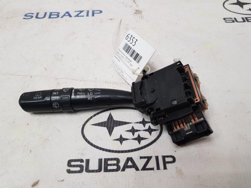 Переключатель дворников Subaru Forester S10 1997