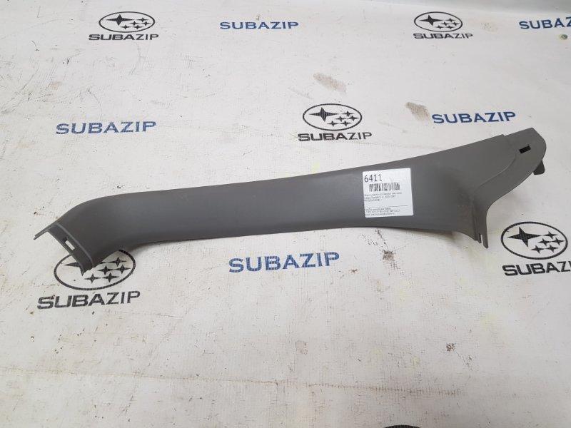 Обшивка двери багажника Subaru Forester S11 2005 левая