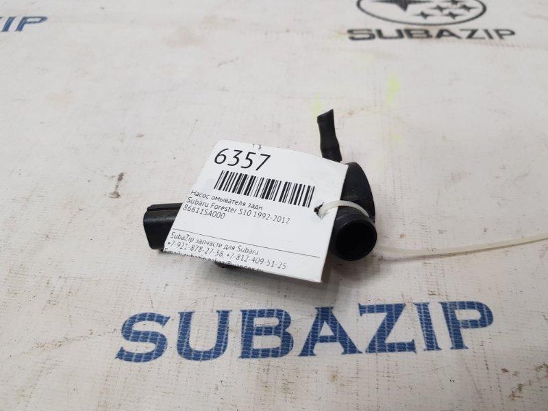 Насос омывателя Subaru Forester S10 1992 задний