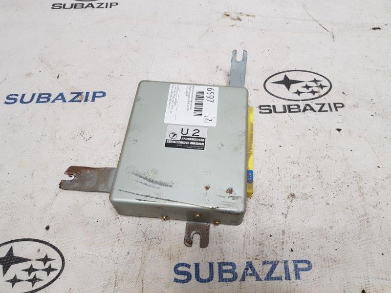Блок управления двигателем Subaru Legacy B11 EJ22E 1996