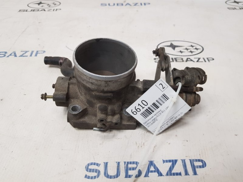 Дроссельная заслонка Subaru Legacy B11 EJ22E 1996