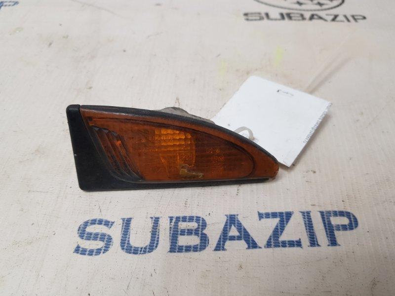 Повторитель поворотника Subaru Legacy B11 EJ22E 1996 передний правый