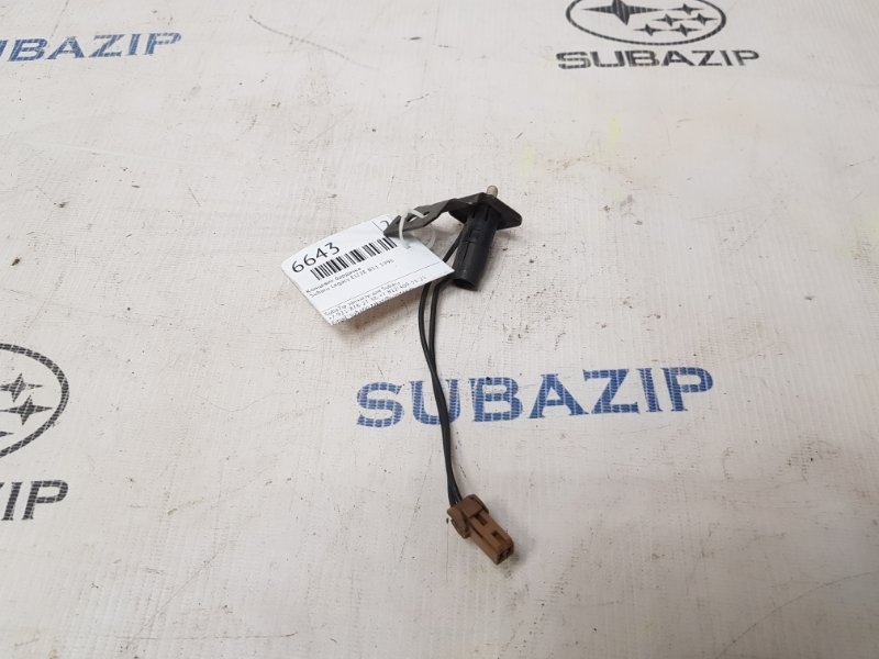 Концевик бардачка Subaru Legacy B11 EJ22E 1996