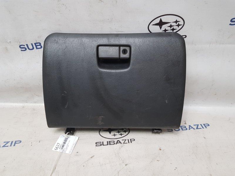 Бардачок Subaru Legacy B11 EJ22E 1996