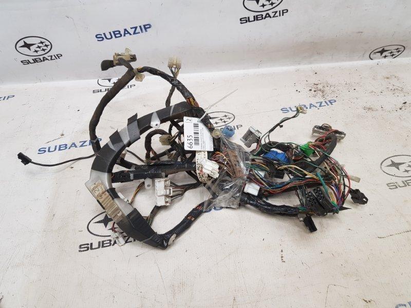 Проводка панели приборов Subaru Legacy B11 EJ22E 1996