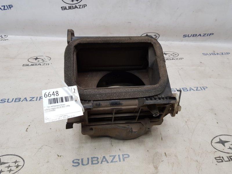 Корпус моторчика печки Subaru Legacy B11 EJ22E 1996