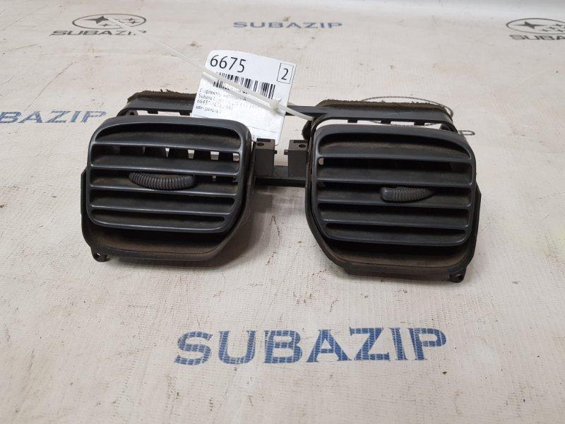 Дефлектор воздушный Subaru Legacy B11 EJ22E 1996