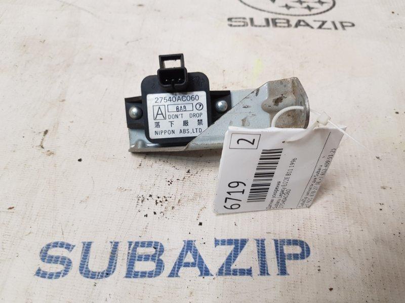 Датчик ускорения Subaru Legacy B11 EJ22E 1996