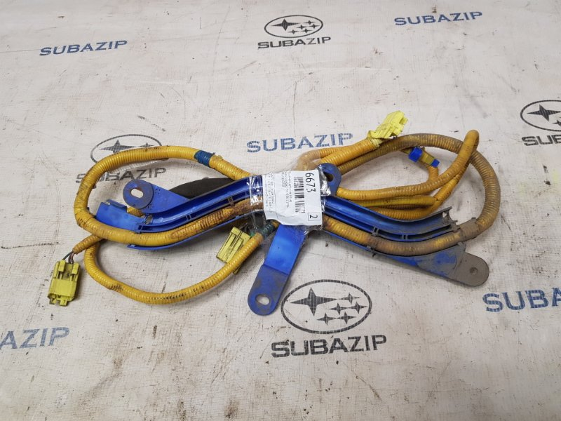Проводка датчиков airbag Subaru Legacy B11 EJ22E 1996