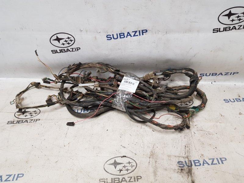 Проводка салона Subaru Legacy B11 EJ22E 1996