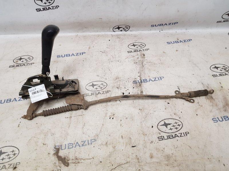 Кулиса кпп Subaru Legacy B11 EJ22E 1996