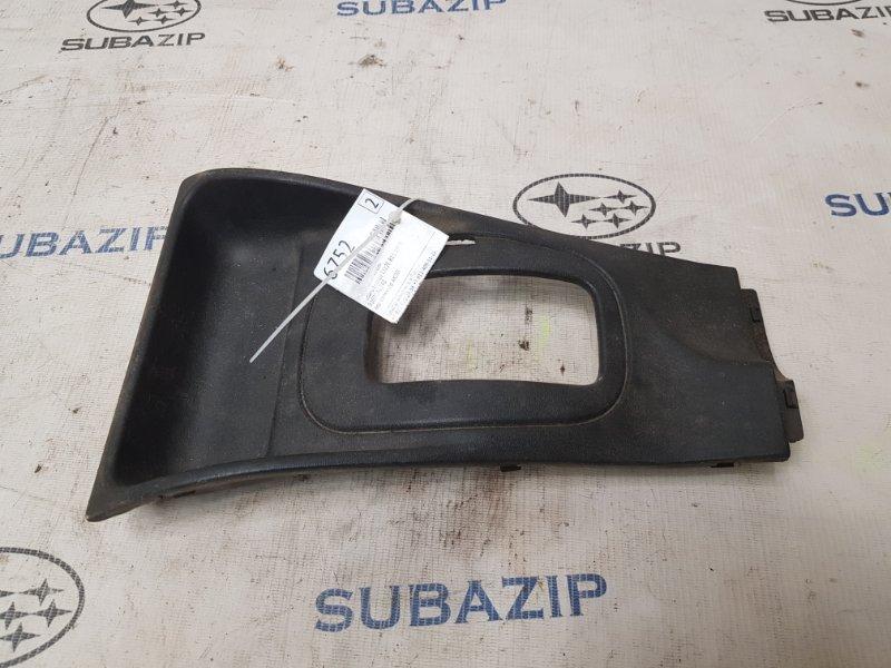 Накладка консоли Subaru Legacy B11 EJ22E 1996