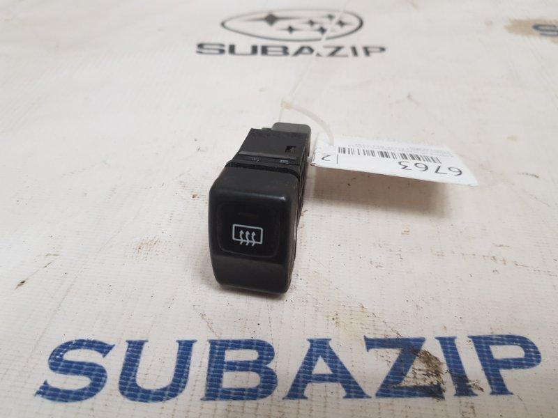 Кнопка обогрева заднего стекла Subaru Legacy B11 EJ22E 1996