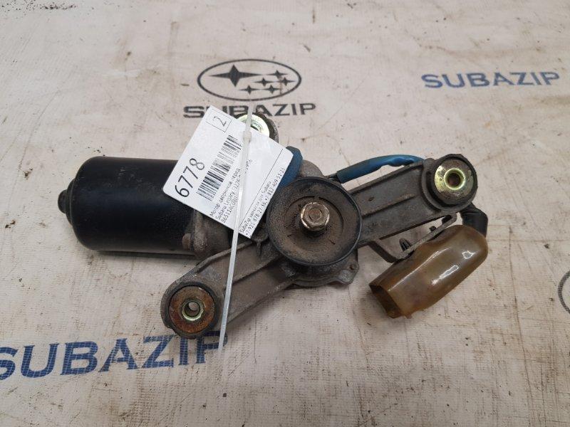 Мотор дворников Subaru Legacy B11 EJ22E 1996 передний