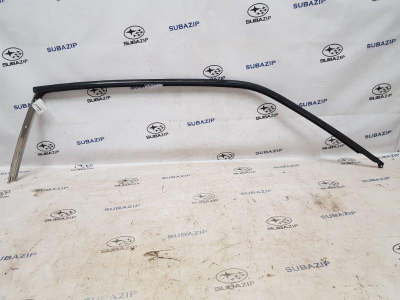 Молдинг Subaru Legacy B11 EJ22E 1996 правый