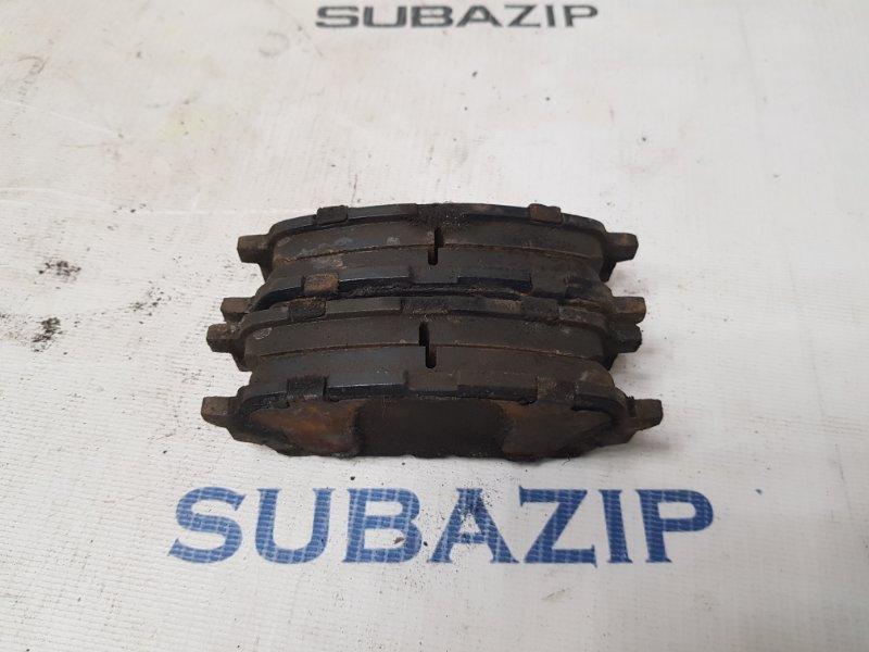 Тормозные колодки Subaru Forester S11 2000 заднее