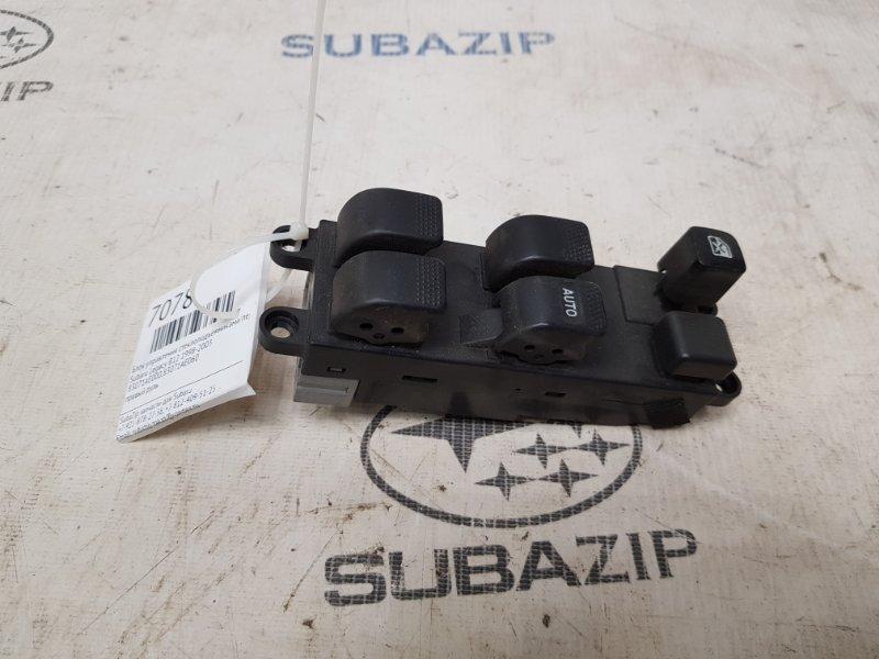 Блок управления стеклоподъёмниками Subaru Legacy B12 1998 передний правый