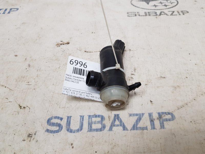 Насос омывателя Subaru Forester S12 2008