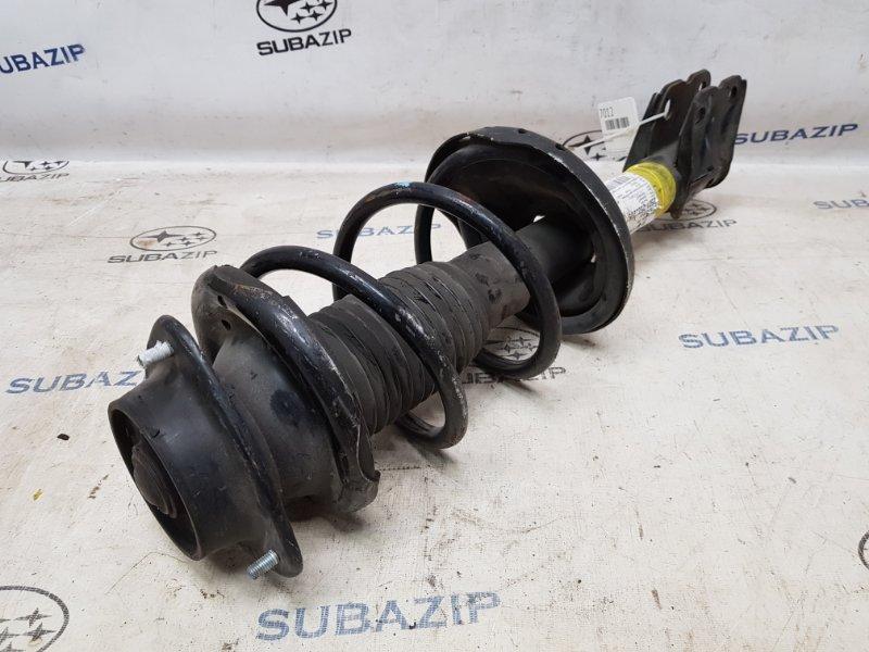 Стойка подвески Subaru Outback B14 2009 передняя левая
