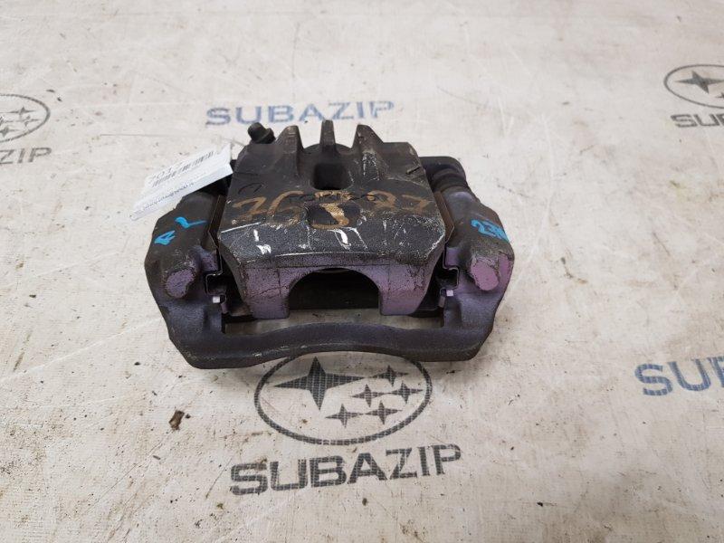 Суппорт тормозной Subaru Legacy B13 2003 задний левый