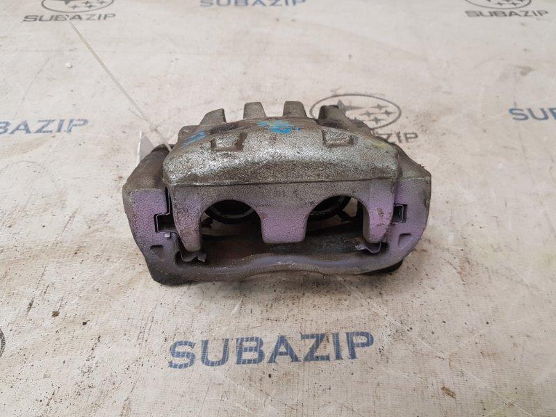 Суппорт тормозной Subaru Forester S11 2003 передний правый