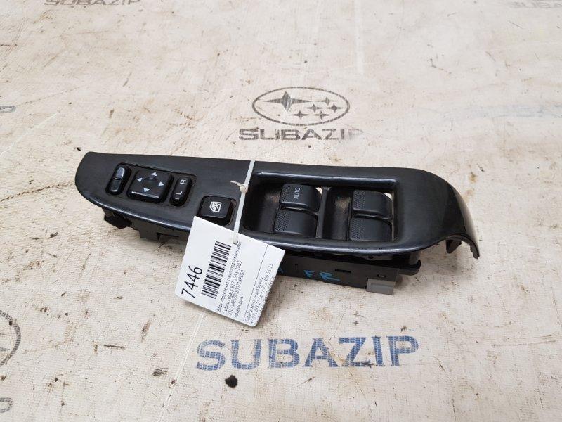 Блок управления стеклоподъёмниками Subaru Legacy B12 1998