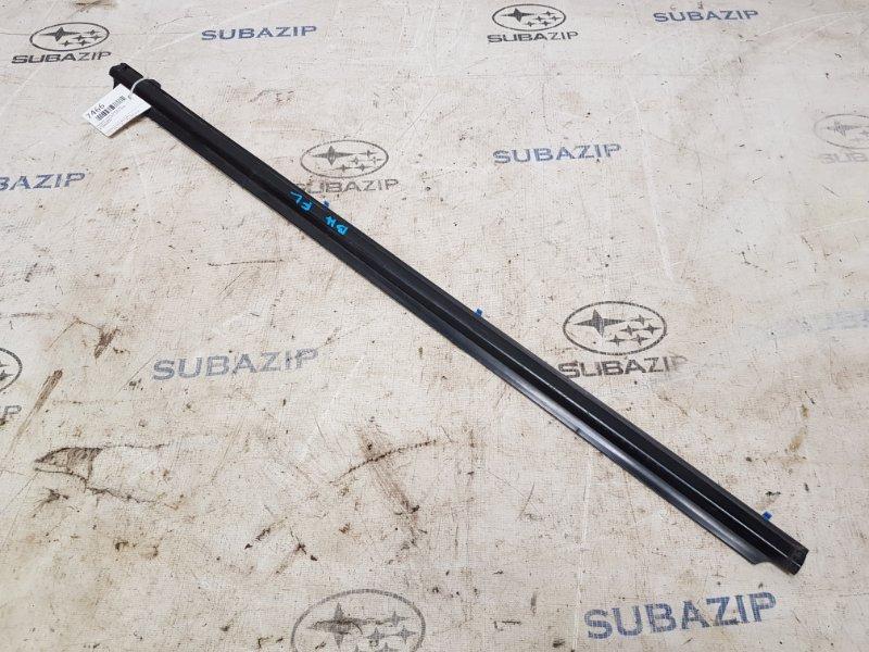 Молдинг стекла Subaru Legacy B12 1997 передний левый