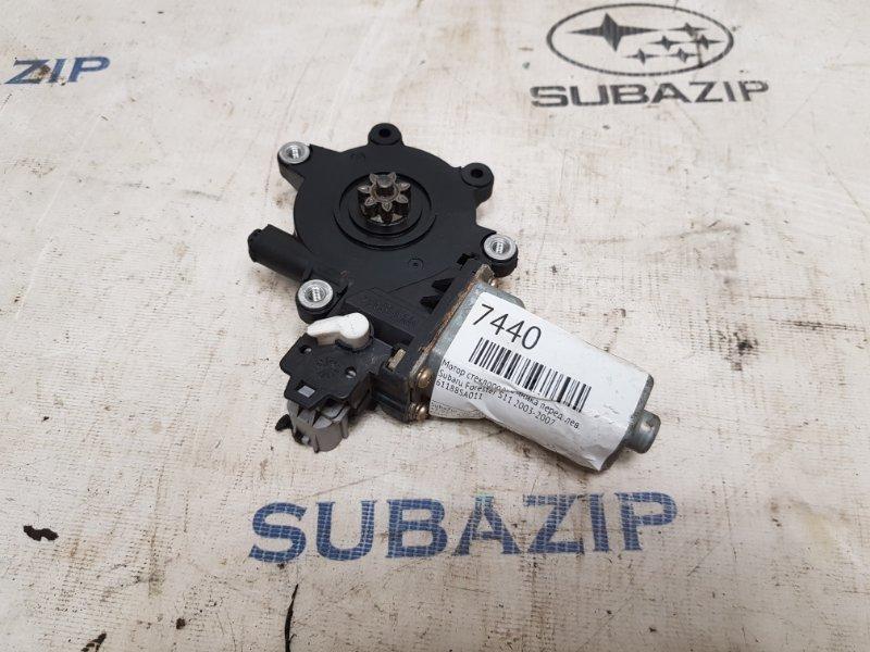 Мотор стеклоподъемника Subaru Legacy B13 2003 передний правый