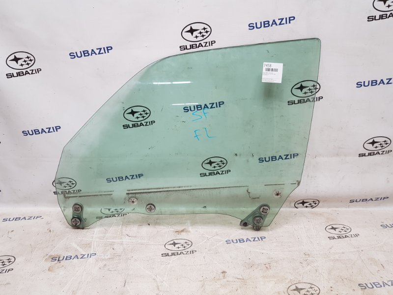 Стекло двери Subaru Forester S10 1997 переднее левое