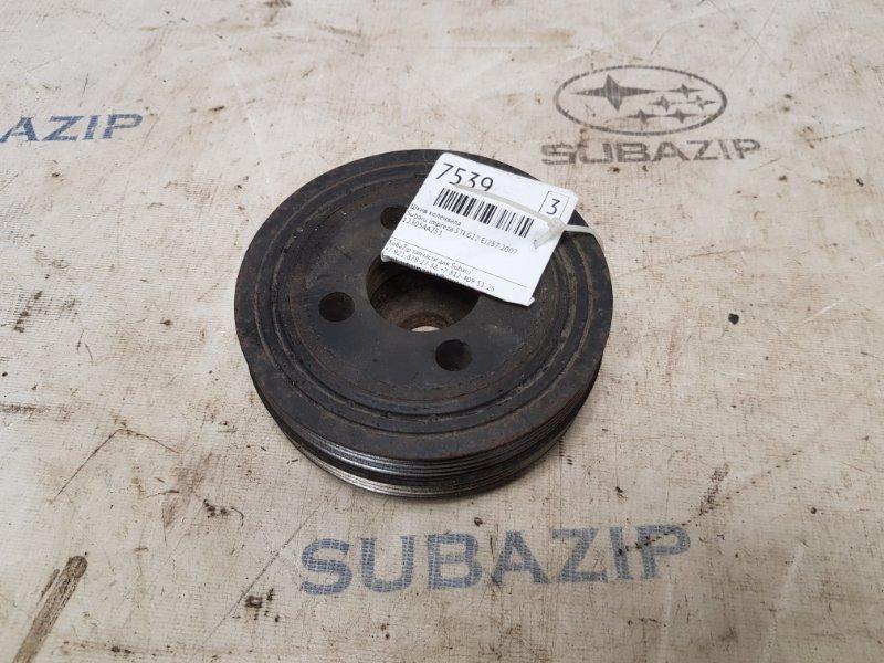 Шкив коленвала Subaru Impreza Sti G22 EJ257 2007