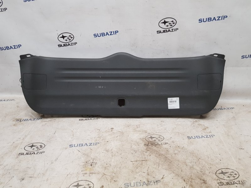 Обшивка двери багажника Subaru Impreza Sti G22 EJ257 2007