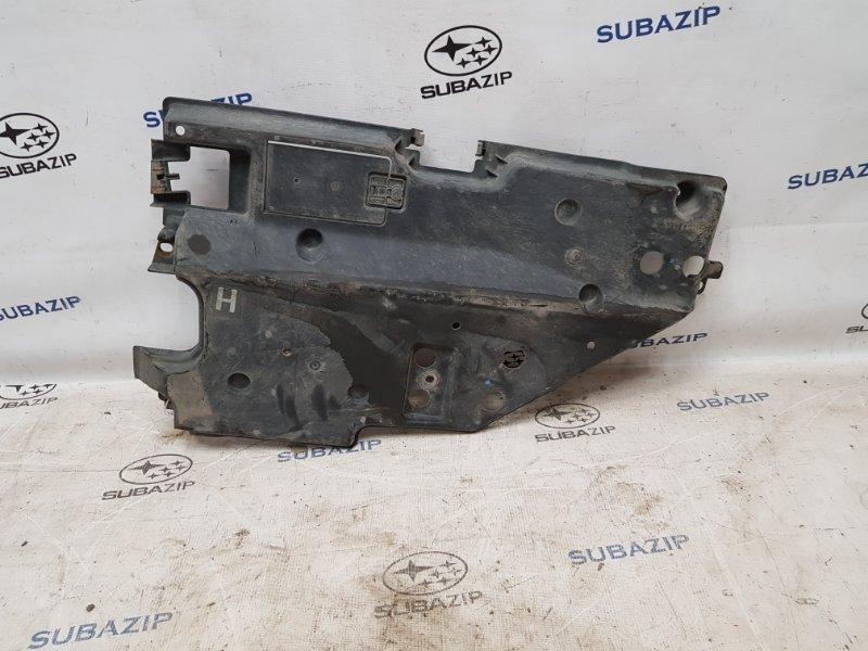 Защита кпп Subaru Impreza Sti G22 EJ257 2007