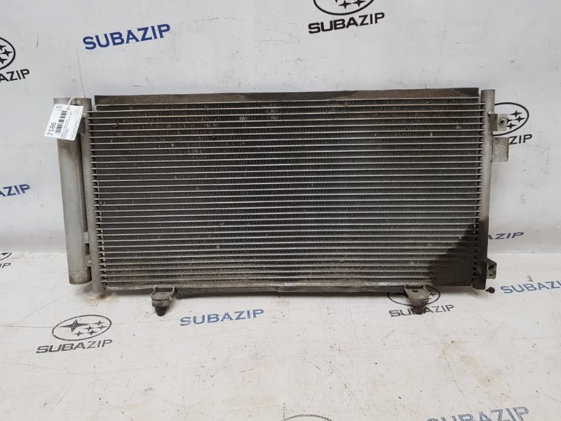 Радиатор кондиционера Subaru Impreza Sti G22 EJ257 2007