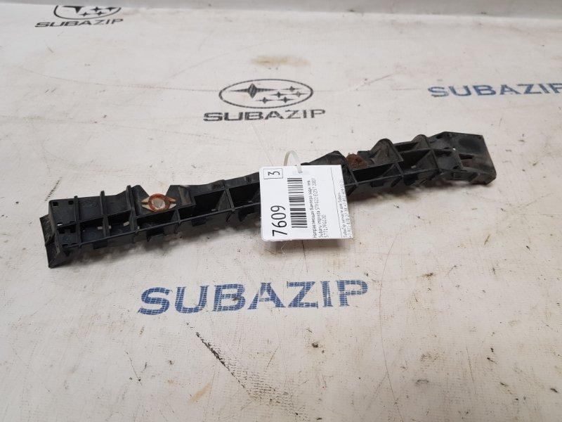 Направляющая бампера Subaru Impreza Sti G22 EJ257 2007 задняя левая