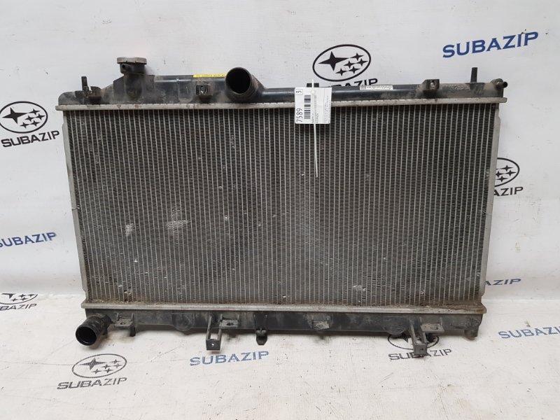 Радиатор двс Subaru Impreza Sti G22 EJ257 2007