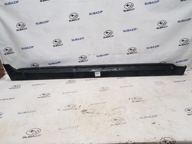 Накладка на порог Subaru Impreza Sti G22 EJ257 2007 правая