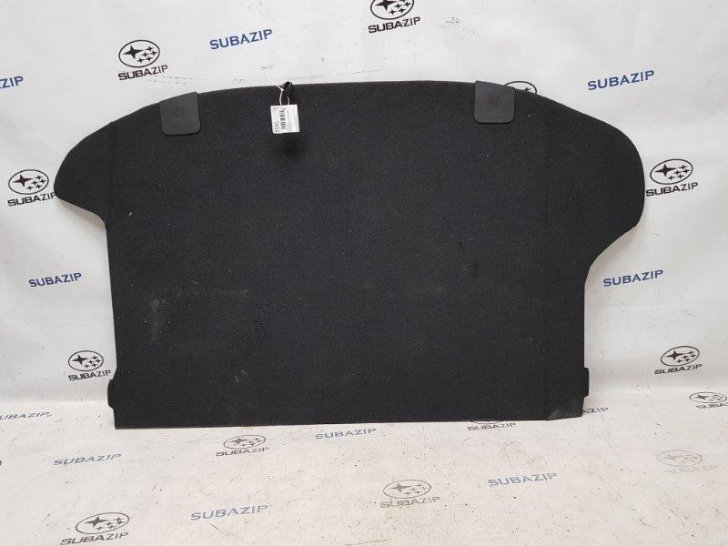 Пол багажника Subaru Impreza Sti G22 EJ257 2007