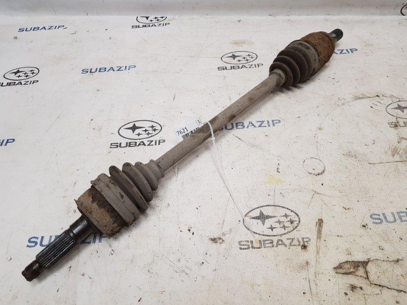 Привод Subaru Impreza Sti G22 EJ257 2007 задний