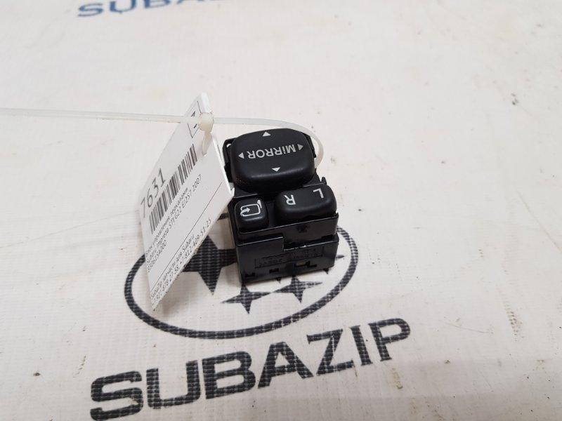 Блок управления зеркалами Subaru Impreza Sti G22 EJ257 2007