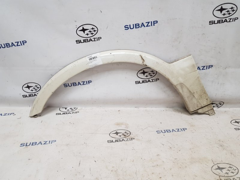 Накладка на крыло Subaru Outback B12 1997 передняя левая