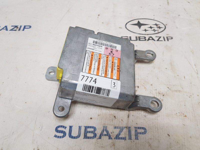 Блок управления аирбаг Subaru Impreza Sti G22 EJ257 2007