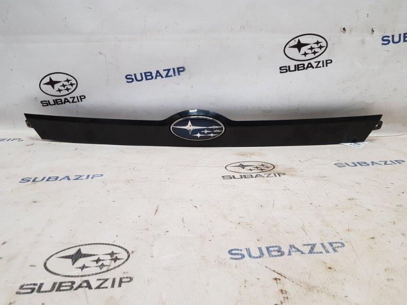 Накладка двери багажника Subaru Impreza Sti G22 EJ257 2007