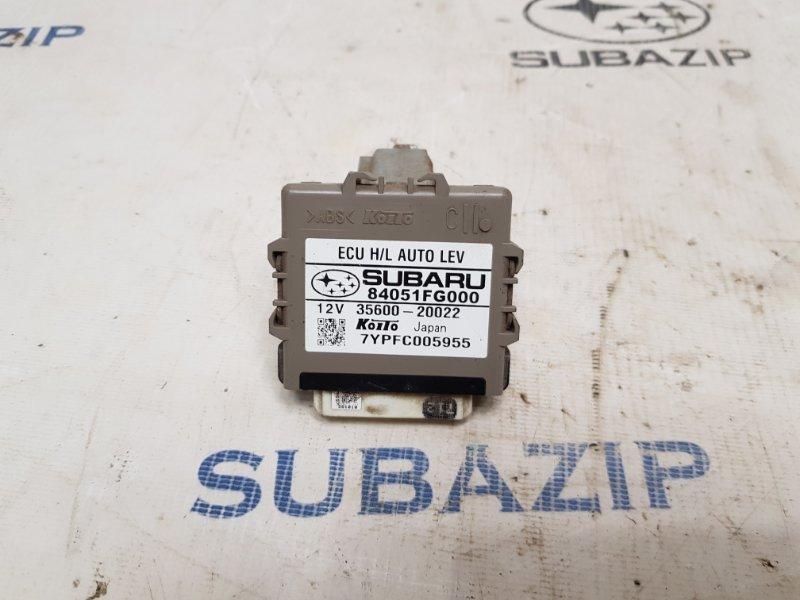 Блок управления освещением Subaru Impreza Sti G22 EJ257 2007